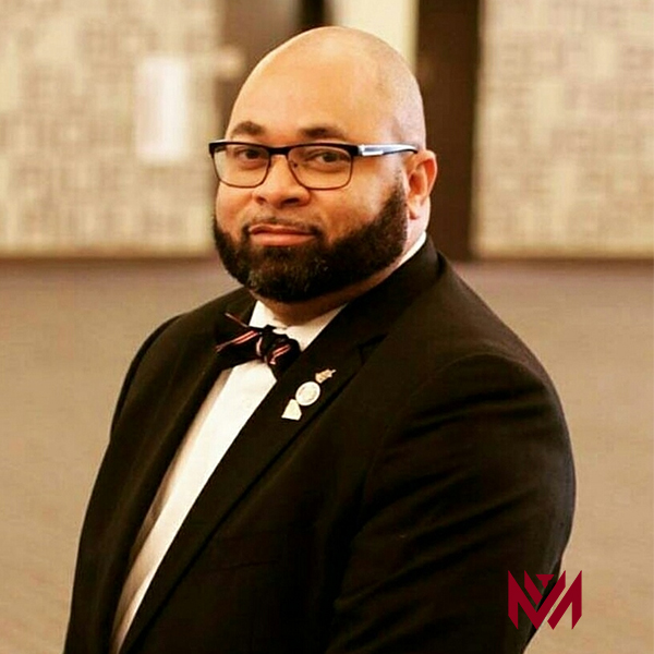 Michael Hatcher, Polemarch, New York Alumni Chapter of Kappa Alpha Psi Fraternity, Inc_